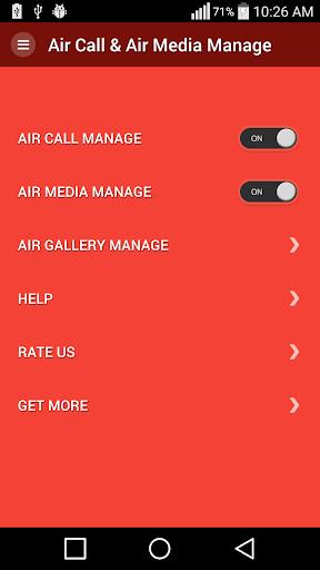 Air Call Air Media Manage