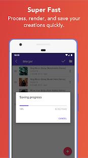 Music Editor - MP3 Cutter and Ringtone Maker Screenshot