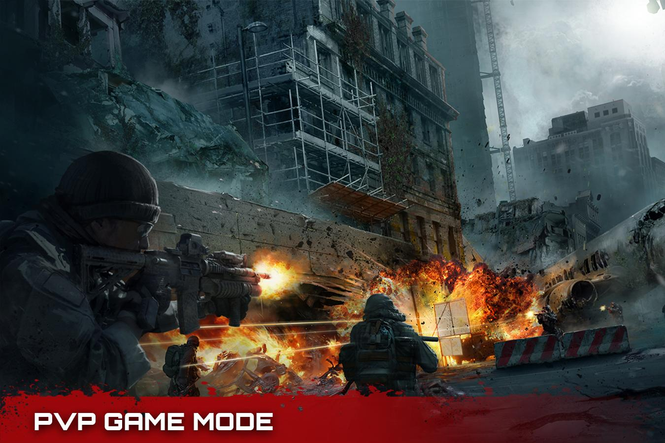 DEAD WARFARE: Zombie- screenshot