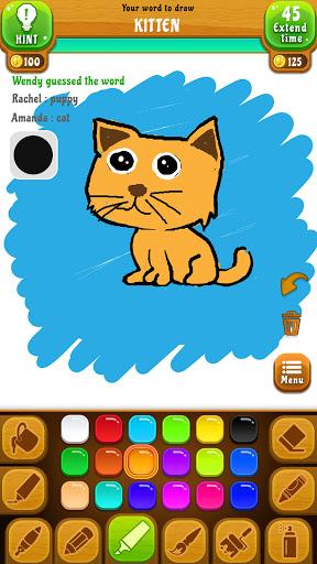 Draw N Guess Multiplayer 5.0.20 screenshots 1