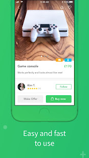 App Shpock - Local Marketplace. Buy, Sell & Make Deals APK for Windows Phone