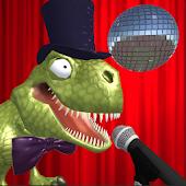 Mr Dino. The singing dinosaur Mod