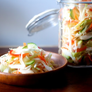 White Cabbage Pickled Recipes