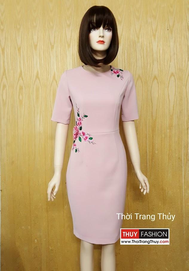 Váy bút chì dài công sở V509 tại Hải Phòng