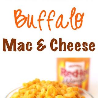Crockpot Buffalo Mac and Cheese Recipe!