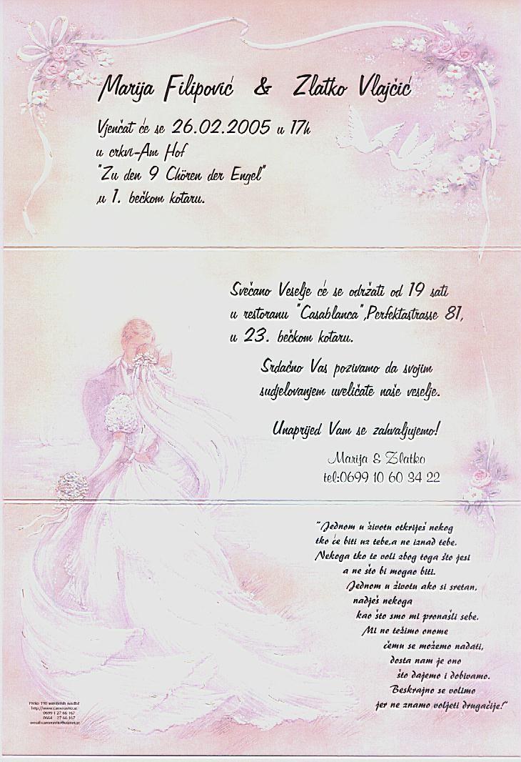 Photo: 3.pozivnica COLOR-roza