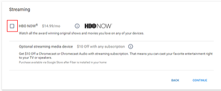Add or remove HBO NOW streaming - Google Fiber Help