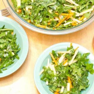 The BEST Kale Salad.