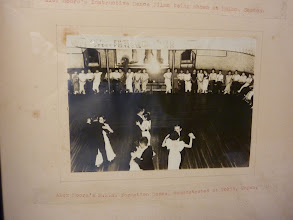 Photo: -3/3- Alex Moore's Formation Dance, demonstrated at Tokyo, Japan 東京で披露されたアレックス・ムーアのフォーメーション