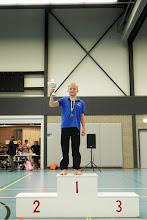 Photo: Clubkampioen van de jongens: Erwin Kolkman