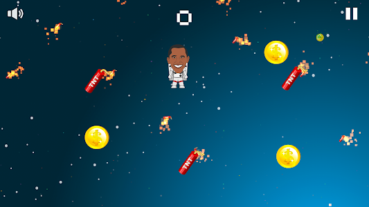 Obama Space Jetpack screenshot 2