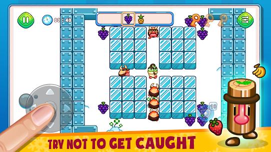 Fruit & Ice Cream – Ice cream war Maze Game 3