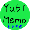 yubiMemo Free -Handwriting App icon