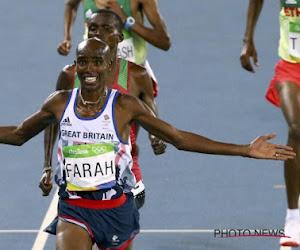 """Mo Farah met enige kans op 10.000 meter Spelen: """"Mijn trainingen zijn goed verlopen"""""""