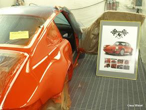 Photo: Porsche in der Kammer