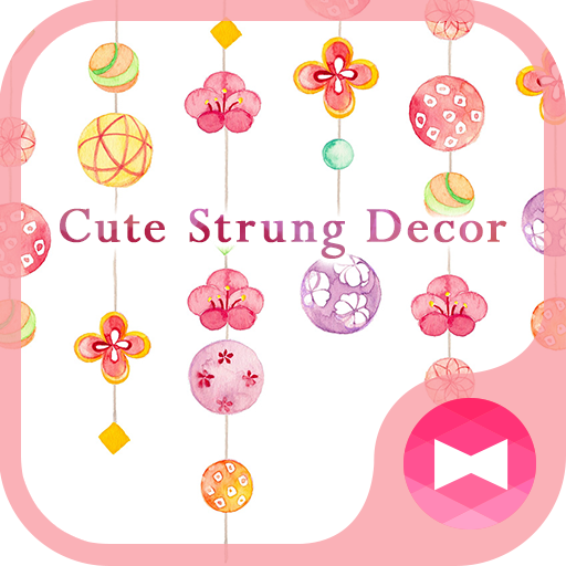 Cute Wallpaper Cute Strung Decor Theme