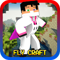 Fly Craft World Survival icon