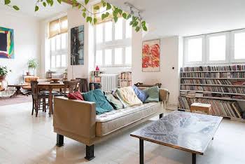 Loft 4 pièces 130 m2