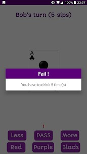 Purple (The drinking game) 3