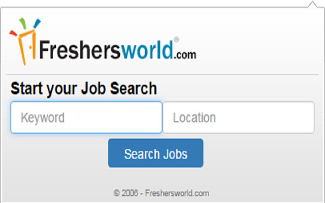 Freshersworld Job Search