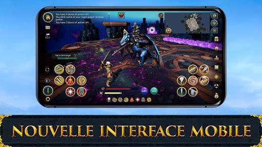 RuneScape Mobile astuce APK MOD capture d'écran 1
