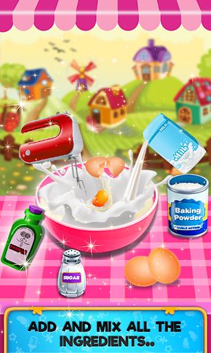 Unicorn Rainbow Ice Cream Maker:Carnival Fair Food cheat hacks