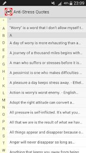 Anti-Stress Quotes 2