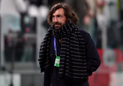 La Juventus explique le choix Andrea Pirlo