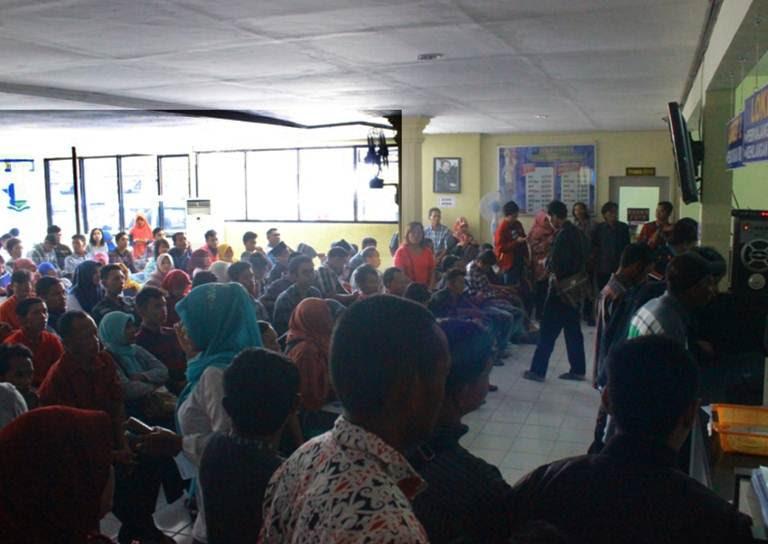 Satpas SIM Polres Ngawi