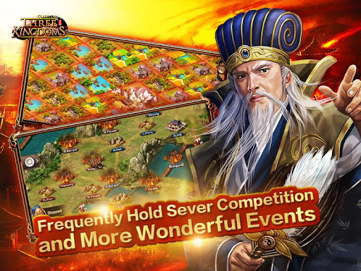Clash of Three Kingdoms 9.8.2 screenshots 10