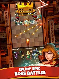 Battle Bouncers Mod Apk 1.1.1 (Unlimited Gold + Gems) 9