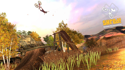 Shred! Downhill Mountainbiking 1.67 screenshots 9