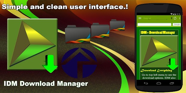 IDM Download Manager ★★★★★- screenshot thumbnail