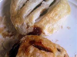 Savoury Eccles Cakes