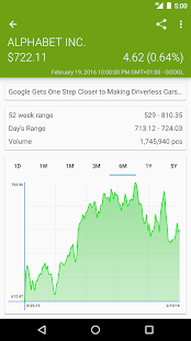 Stocks Tracker- screenshot thumbnail