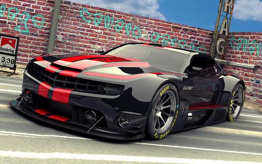 Camaro Drift 3D