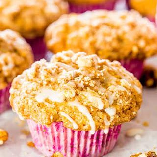 Apple Coffee Cake Muffins Recipe
