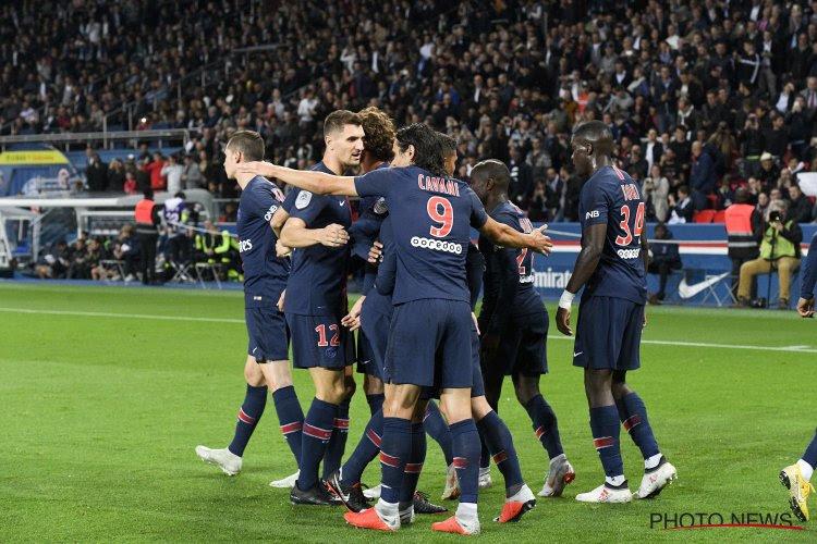 Le PSG bat un record du football européen