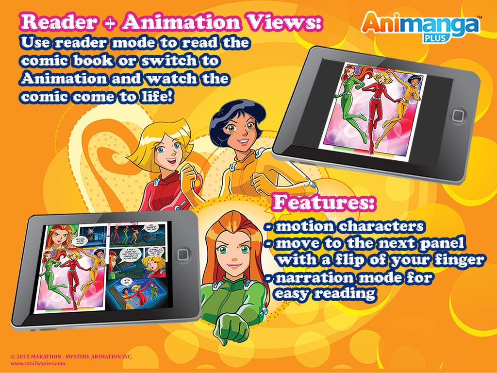 Totally Spies Apl Android Di Google Play