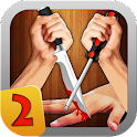 Finger Roulette 2 (Knife Game) icon