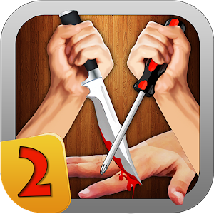 Finger Roulette 2 (Knife Game) for PC and MAC