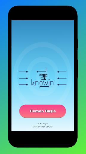 KnoWin Ödüllü Bilgi Yarışması screenshot 1