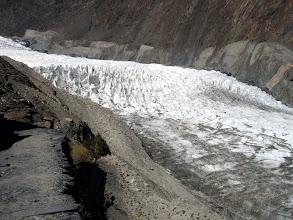 Photo: Passu Glacier , Channel track left