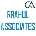 RRahul & Associates - CA Firm icon
