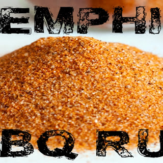 The Best Damn Memphis BBQ Rub