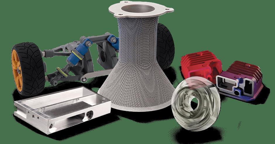 3D Systems запускает расширенную техподдержку прототипирования Quickparts