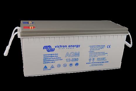 Victron 12v/230Ah AGM Super Cycle