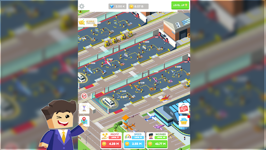 Idle Mechanics Manager Mod Apk (Unlimited Money) 6