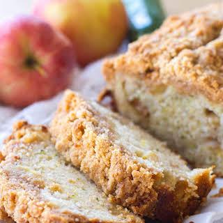 Crumb Apple Zucchini Bread.