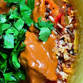 Slow-Cooker Chicken Mole